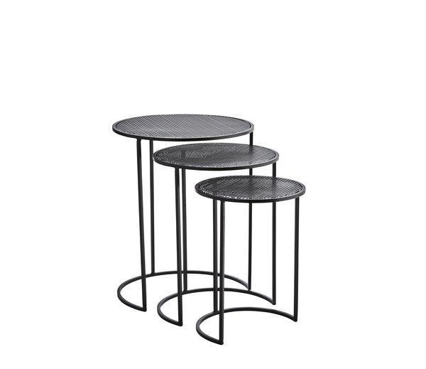 Madam Stoltz - Zestaw trzech stolików