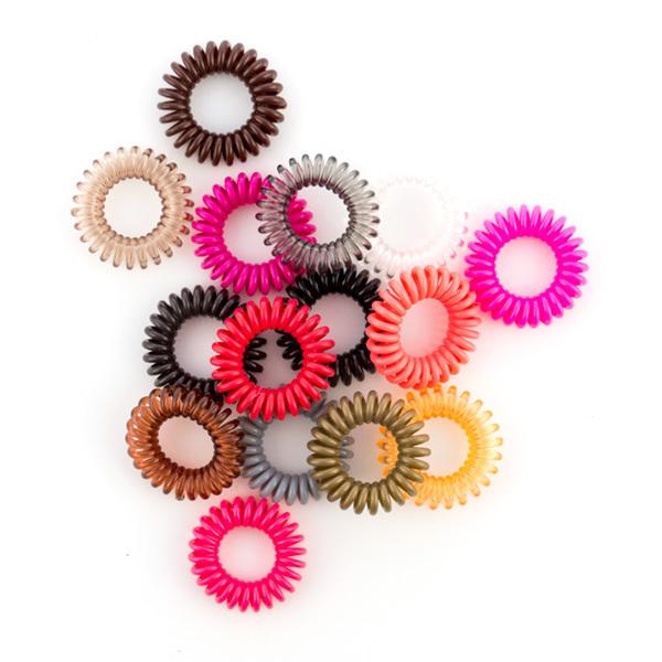 Gumka do Włosów Spiral Primizima (5 sztuk)