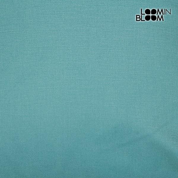 Poduszka Kolor zielony (45 x 45 cm) by Loom In Bloom