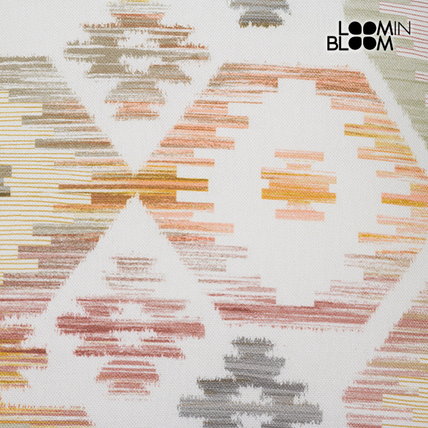 Poduszka Beżowy (45 x 45 cm) - Jungle Kolekcja by Loom In Bloom