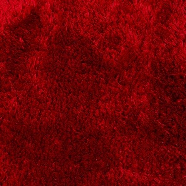 Dywan Poliester Czerwony (170 x 240 x 6 cm) by Loom In Bloom