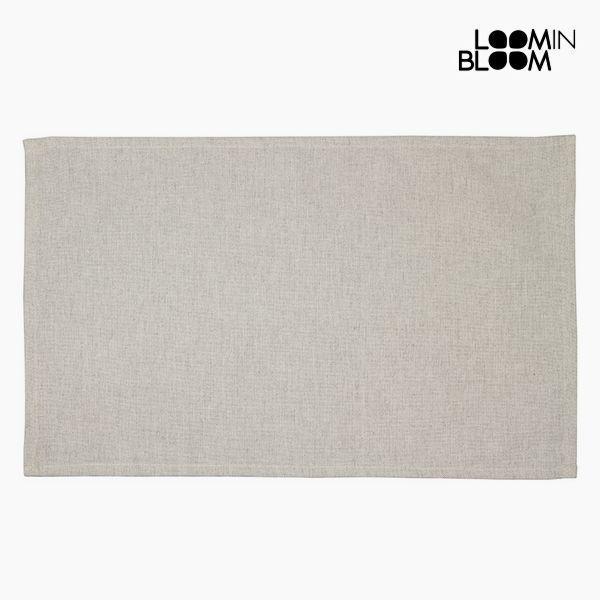 Obrus Beżowy (13 x 20 x 0,5 cm) by Loom In Bloom