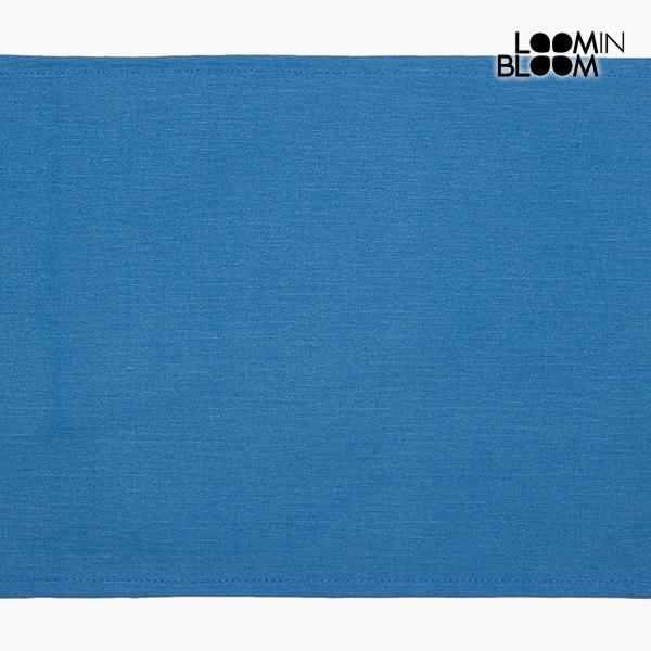 Obrus Niebieski (30 x 45 x 0,05 cm) by Loom In Bloom