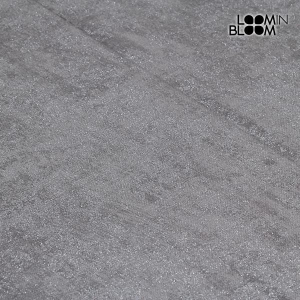 Obrus Szary 135 x 200 x 0,05 cm by Loom In Bloom
