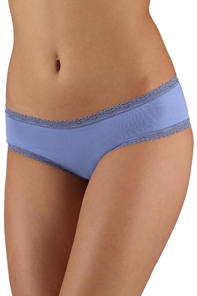 Figi Model Kamila bokser Blue/Lavender - Italian Fashion