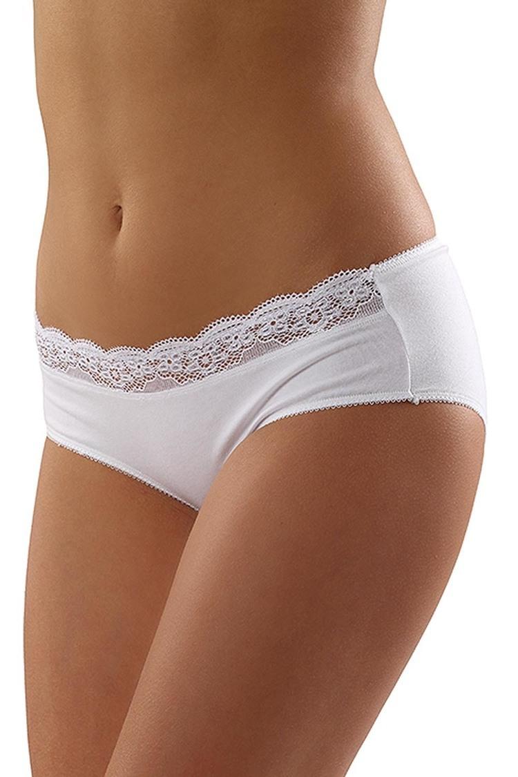 Figi Model Lena bokser White - Italian Fashion