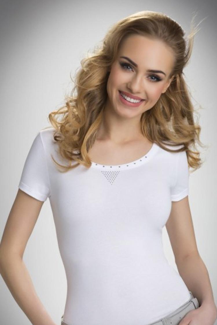 Bluzka Model Greta White - Eldar