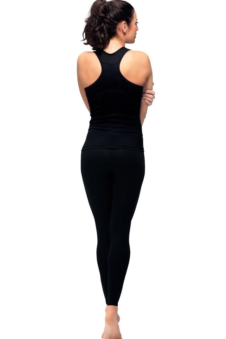 Legginsy Model Katia Black - GWINNER