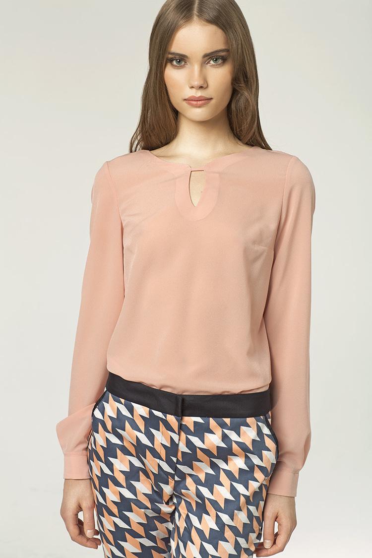 Bluzka Model B38 Pink - Nife