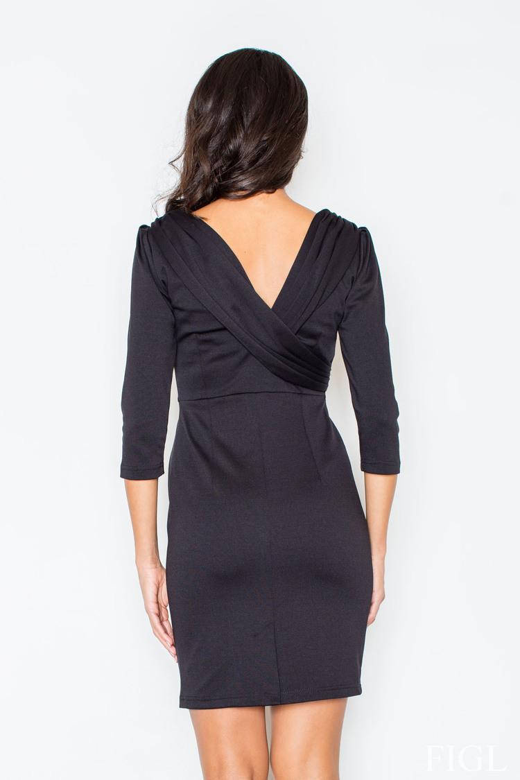 Sukienka M082 Black - Figl