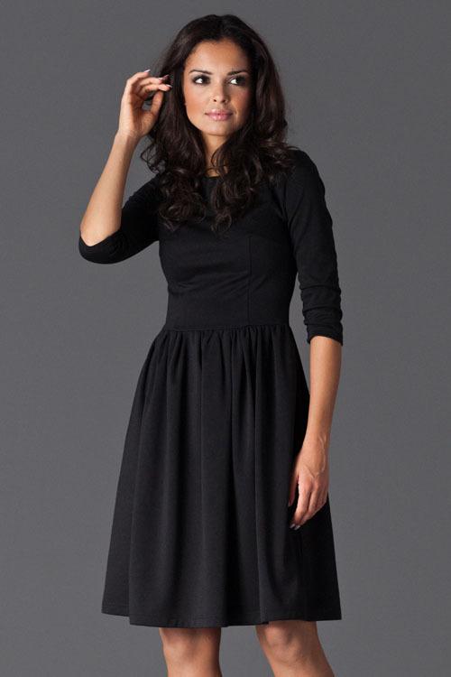 Sukienka Model 117 Black - Figl