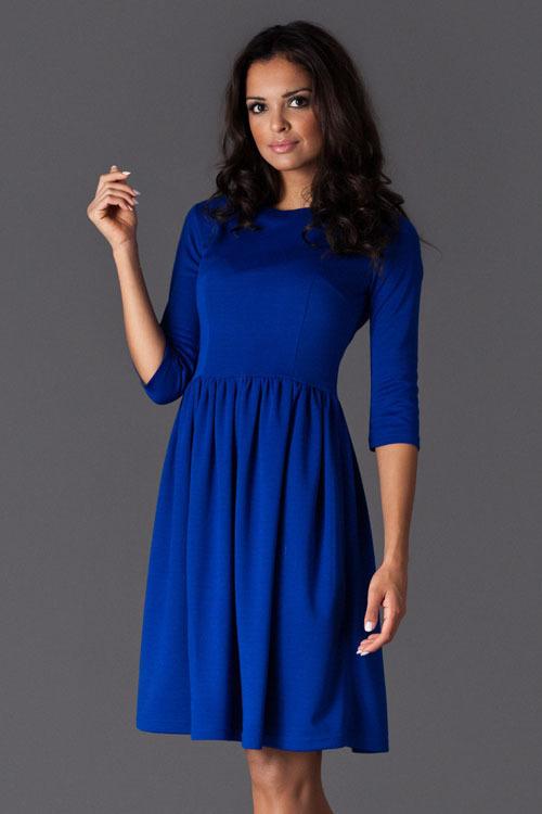 Sukienka Model 117 Blue - Figl