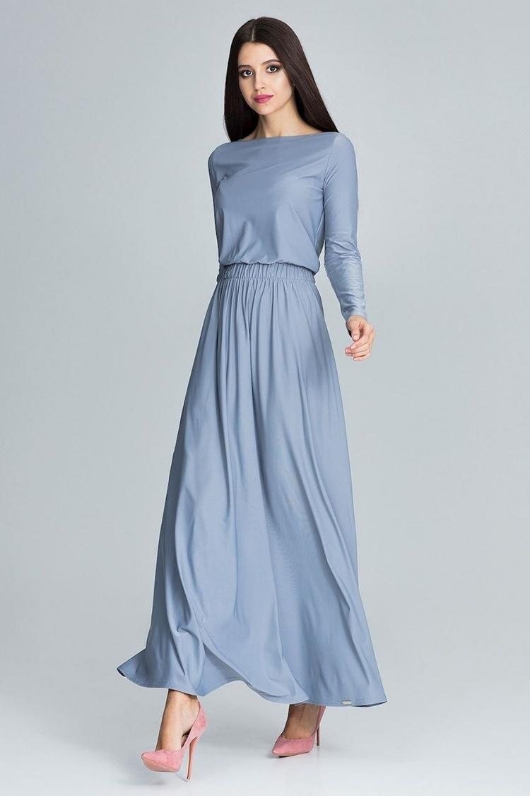 Sukienka Model M604 Grey - Figl