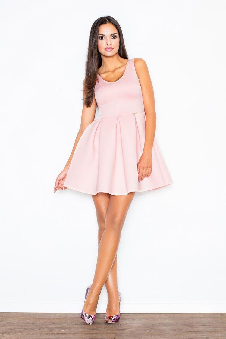 Sukienka Model 344 Pink - Figl