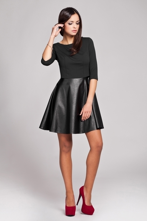 Sukienka Model 162 Black - Figl
