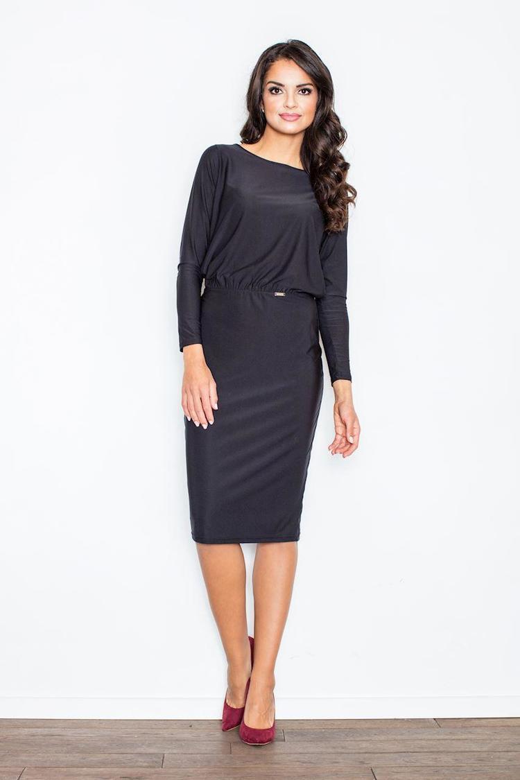 Sukienka Model 326 Black - Figl