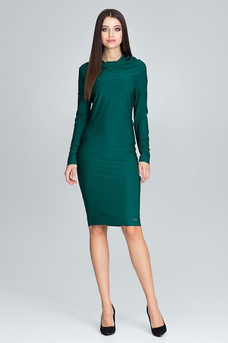 Sukienka Model M603 Green - Figl
