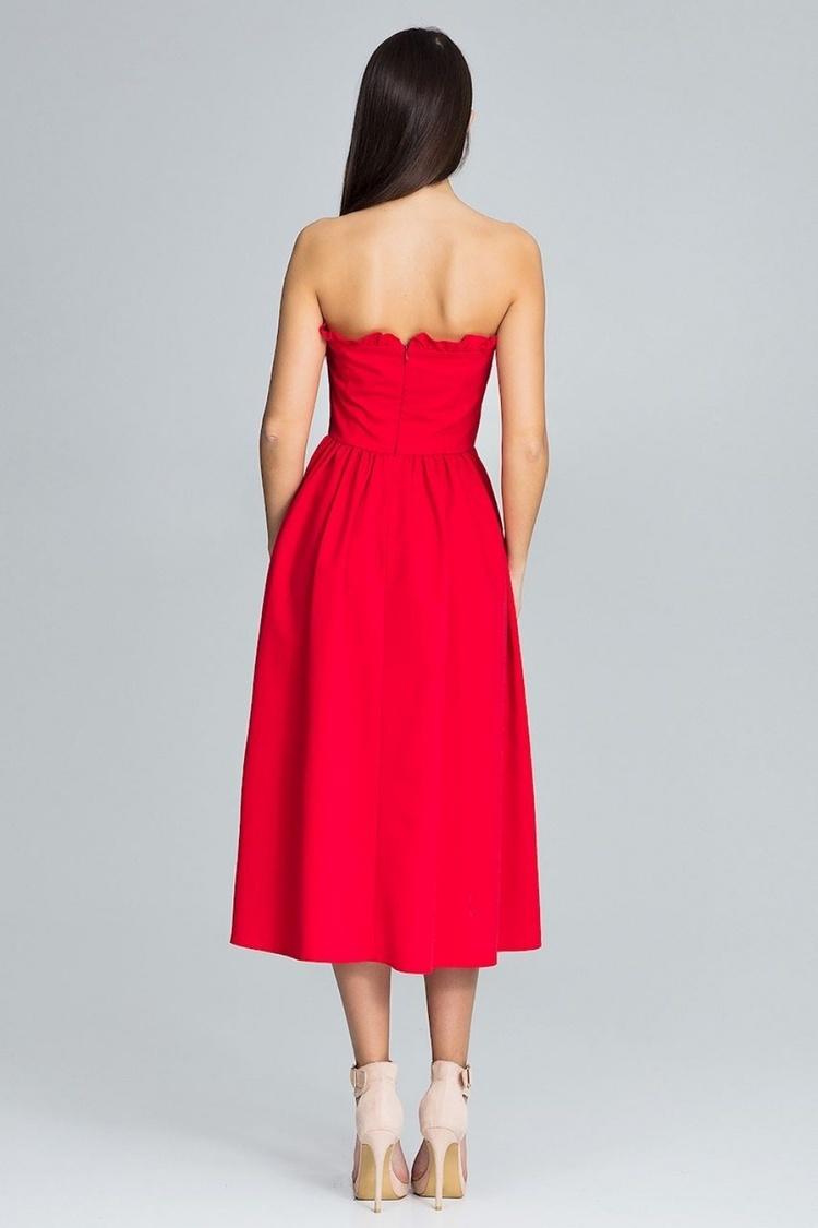 Sukienka Model M602 Red - Figl
