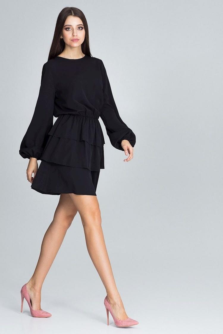Sukienka Model M601 Black - Figl