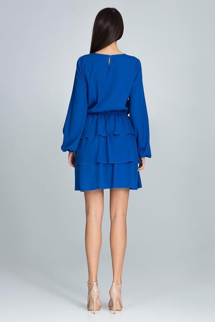 Sukienka Model M601 Blue - Figl