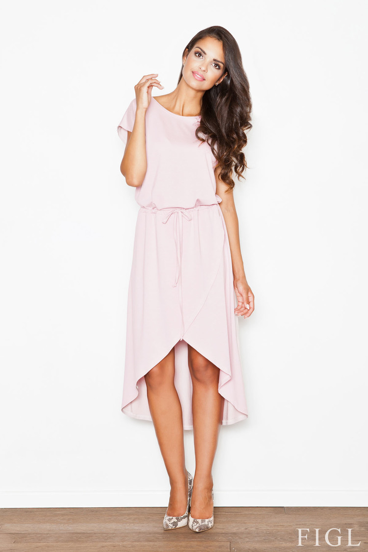Sukienka Model M394 Pink - Figl