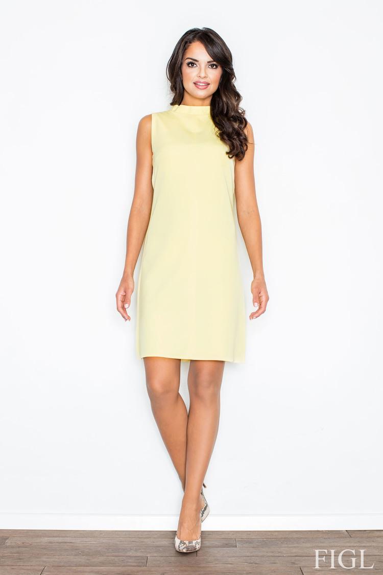 Sukienka Model M299 Yellow - Figl