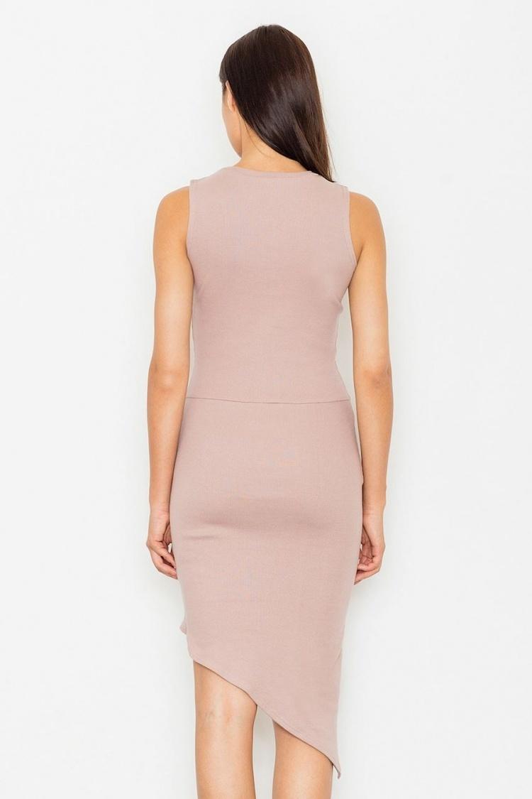 Sukienka Model M486 Dark Pink - Figl