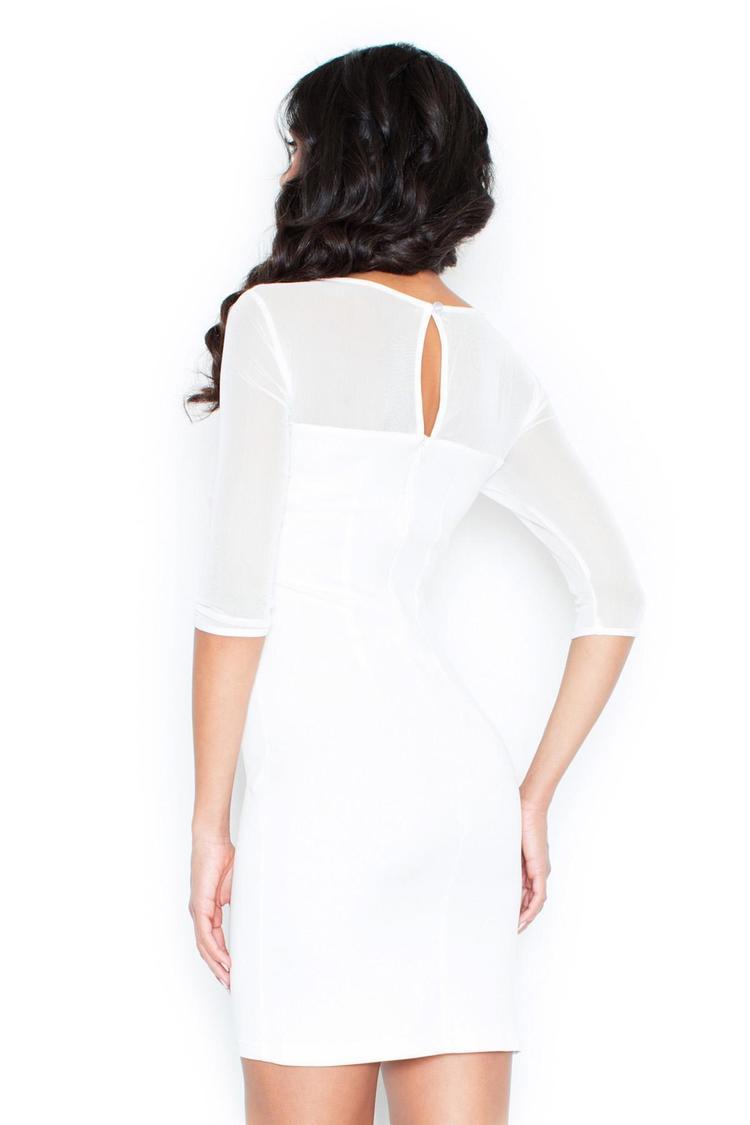 Sukienka Model 237 Ecru - Figl