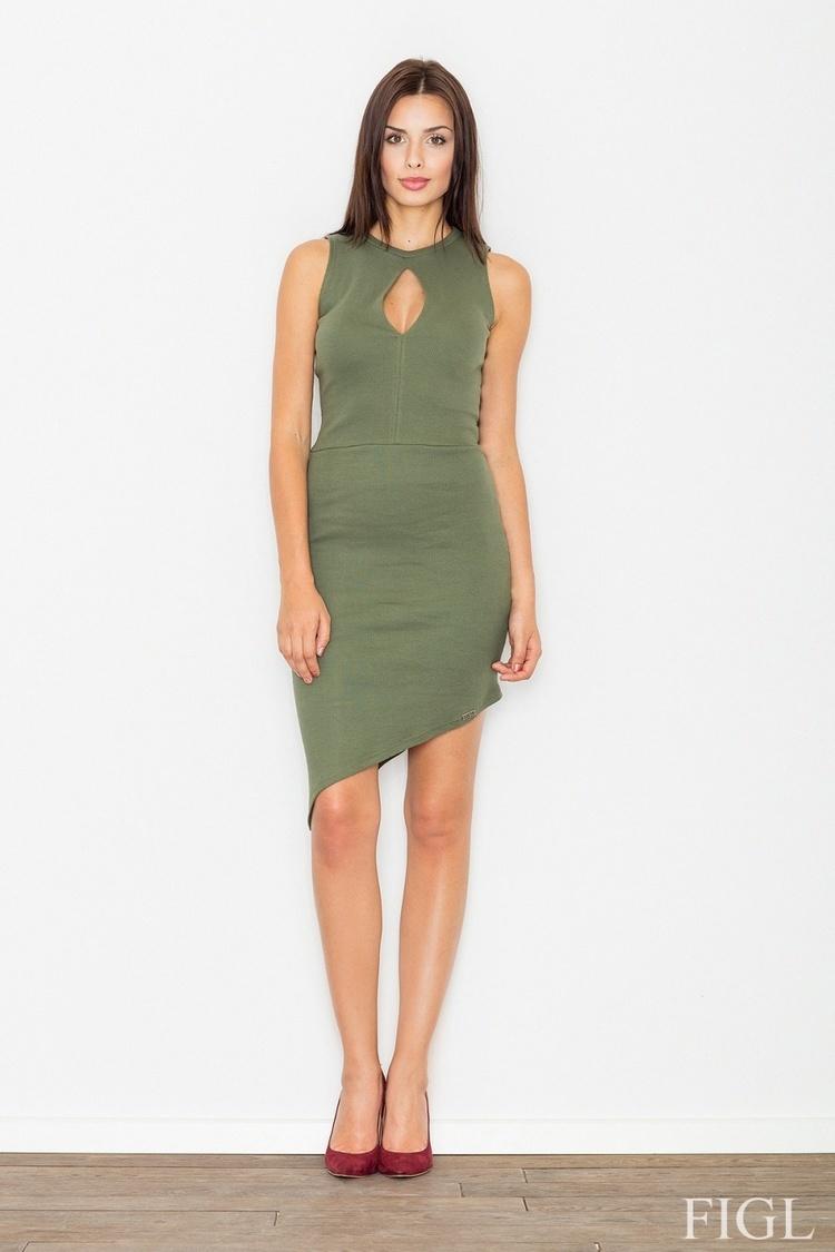 Sukienka Model M486 Green - Figl