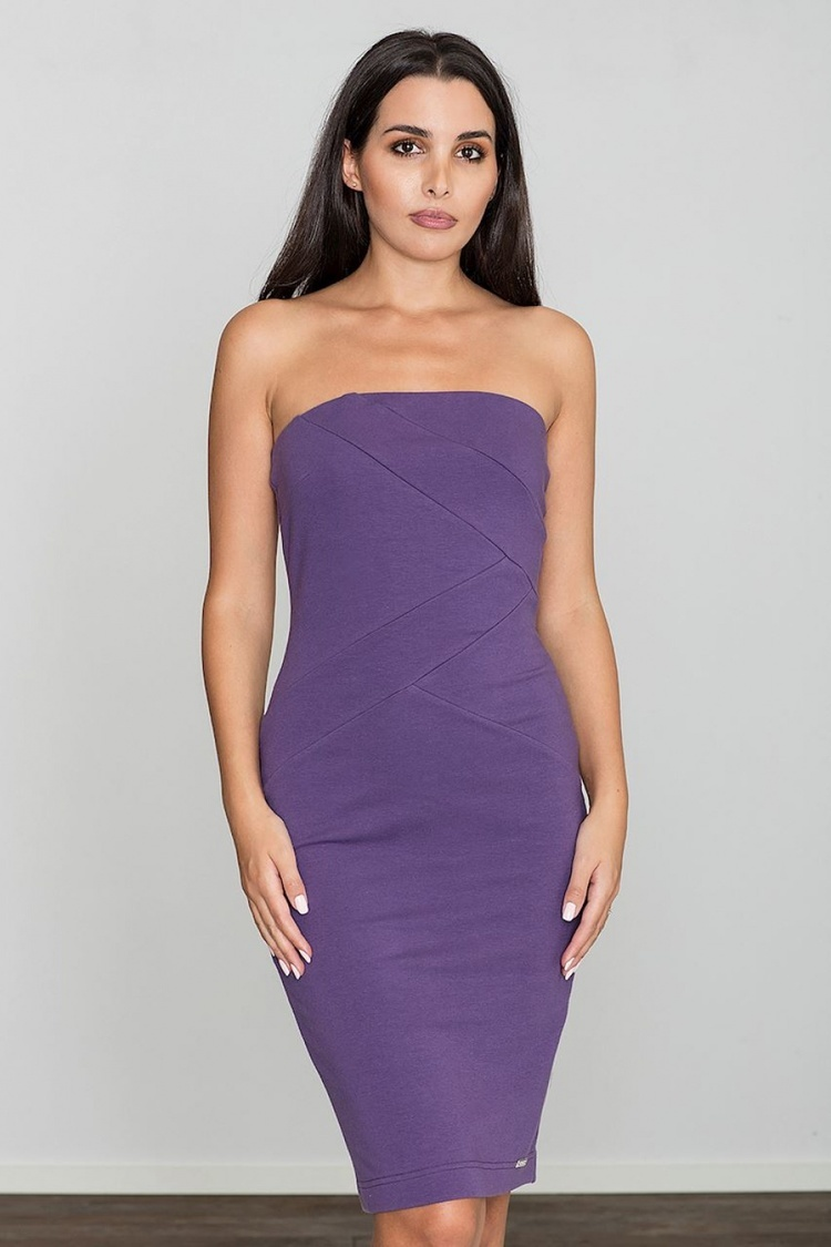Sukienka Model M575 Violet - Figl