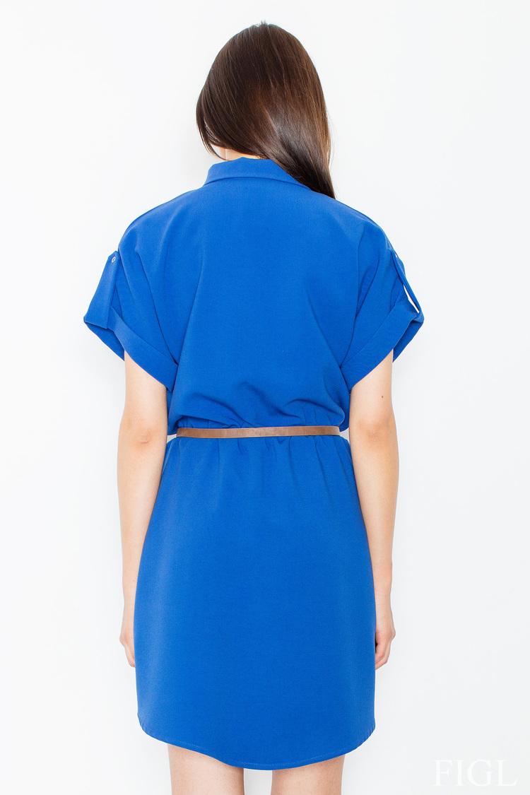 Sukienka Model M442 Blue - Figl
