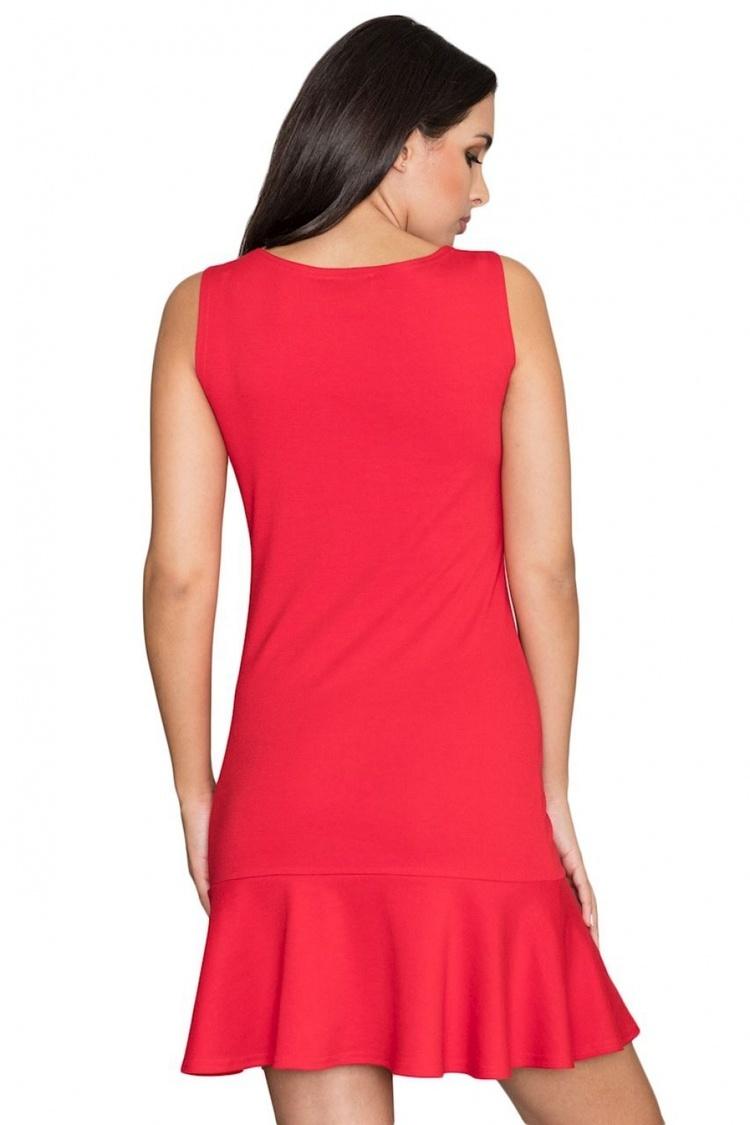 Sukienka Model M574 Red - Figl