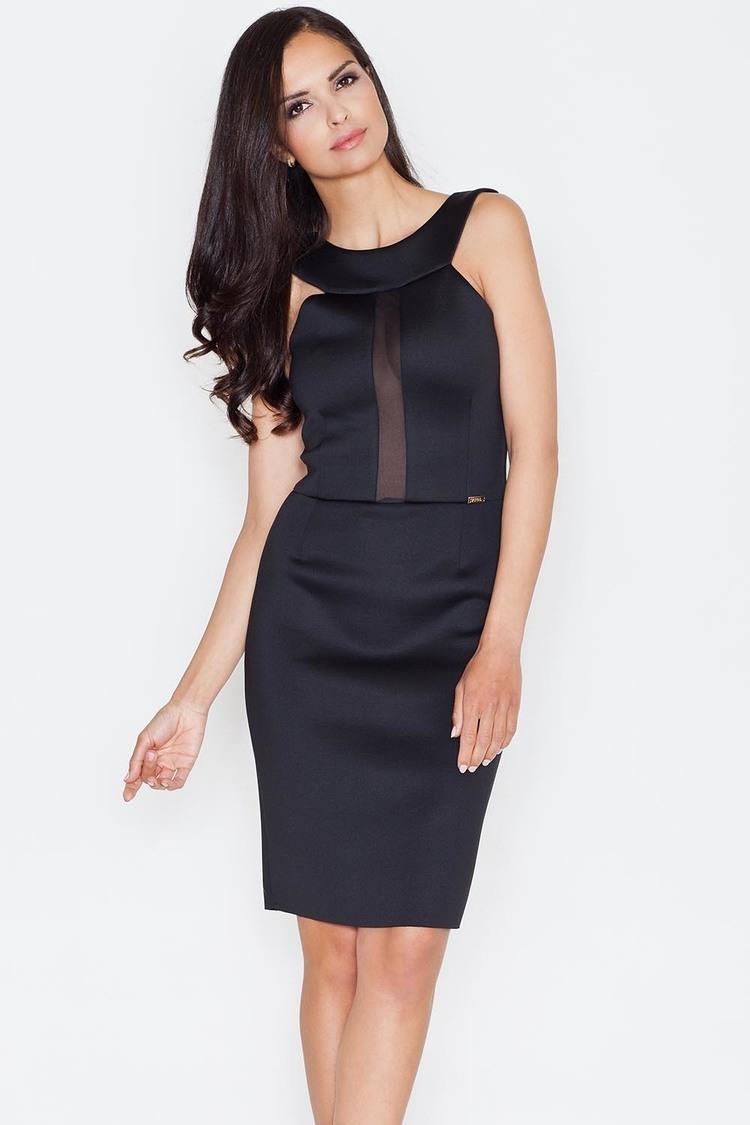 Sukienka Model 372 Black - Figl