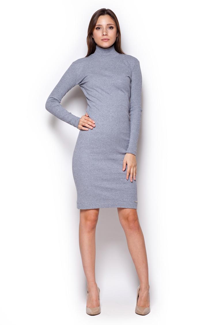 Sukienka Model 332 Grey - Figl
