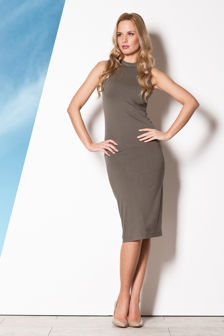 Sukienka Model 263 Olive - Figl