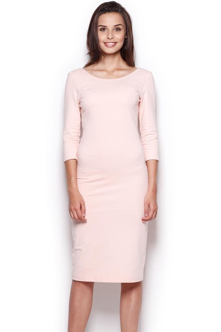 Sukienka Model 301 Pink - Figl