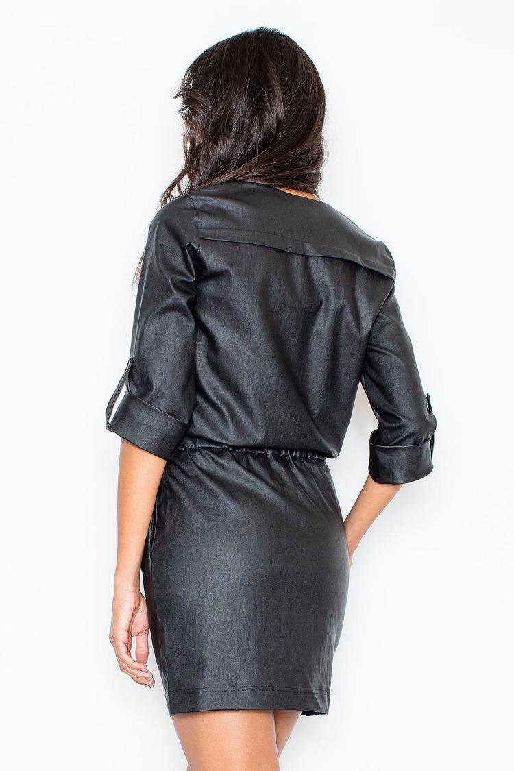 Sukienka Model 360 Black - Figl