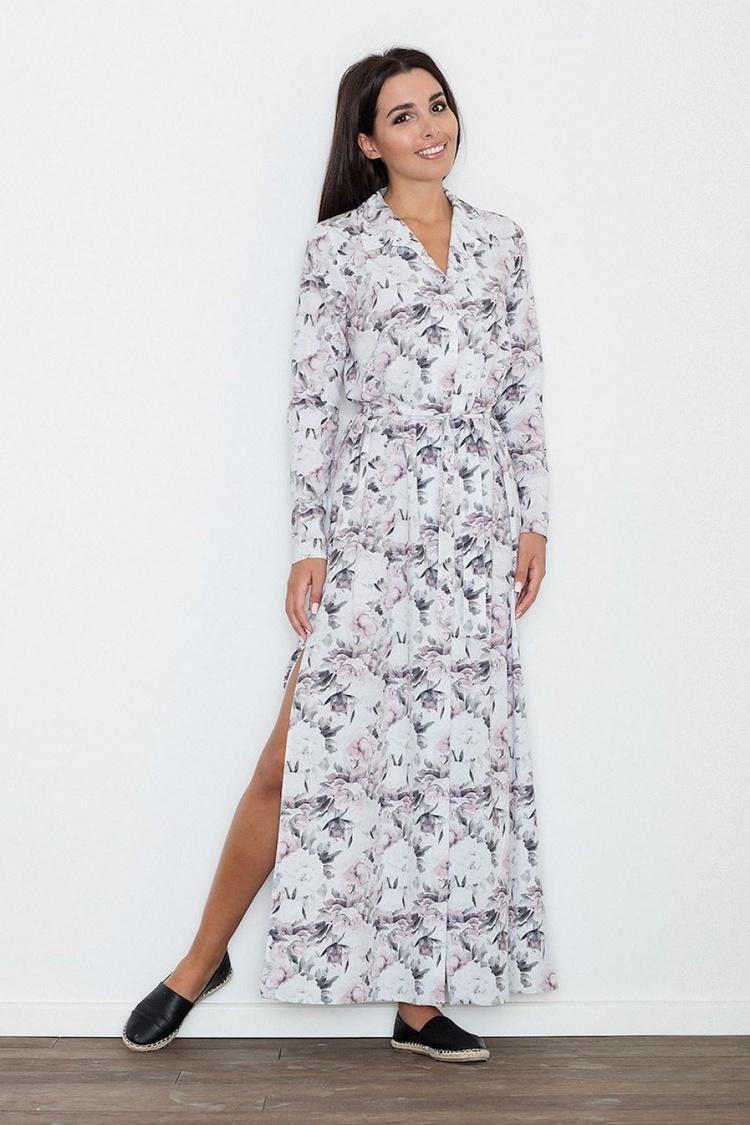 Sukienka Model M567 Wzór 70 - Figl