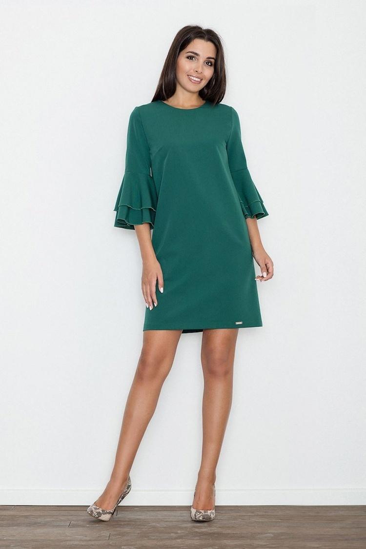 Sukienka Model M564 Green - Figl