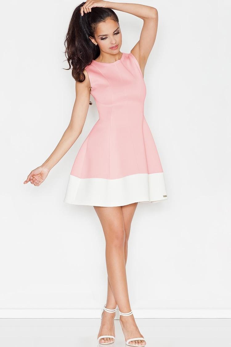 Sukienka Model 373 Pink - Figl