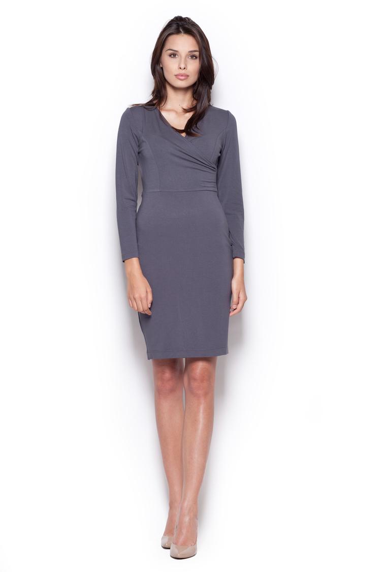 Sukienka Model 264 Grey - Figl