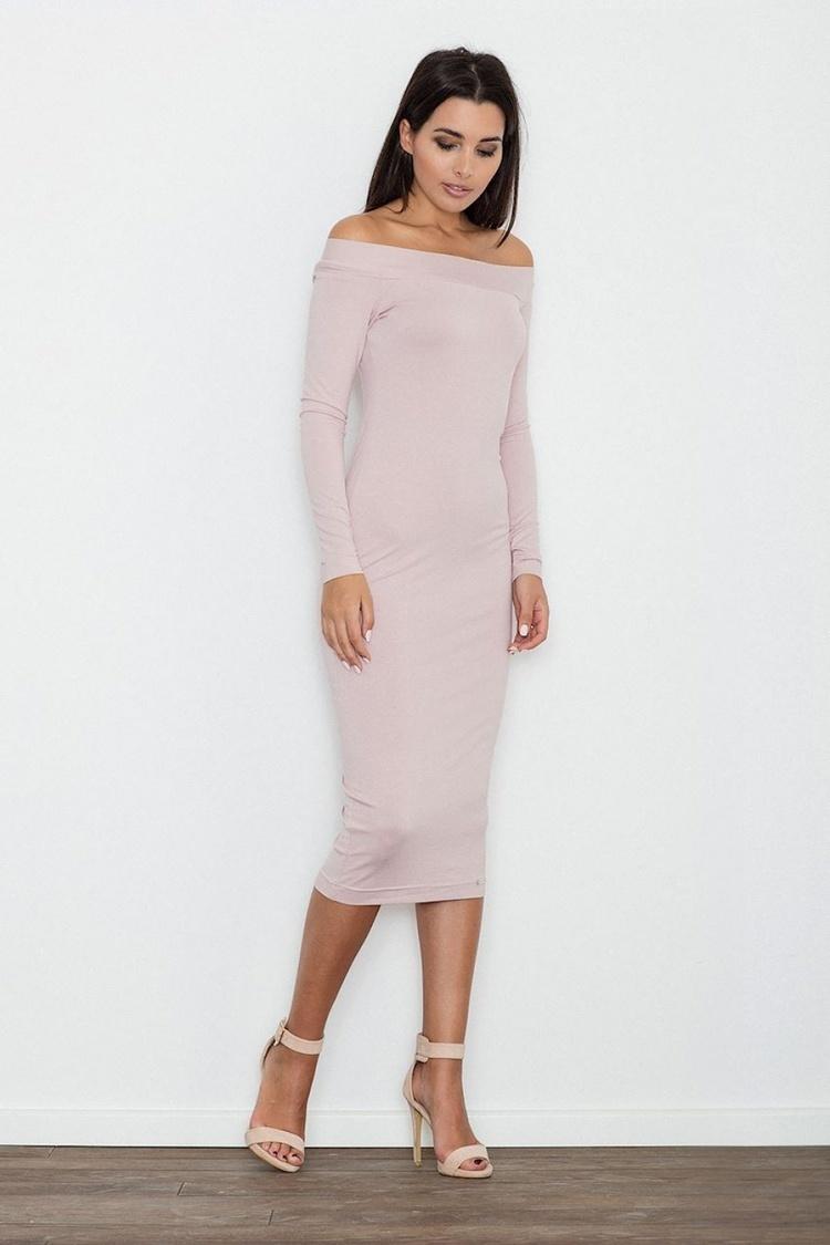 Sukienka Model M558 Pink - Figl