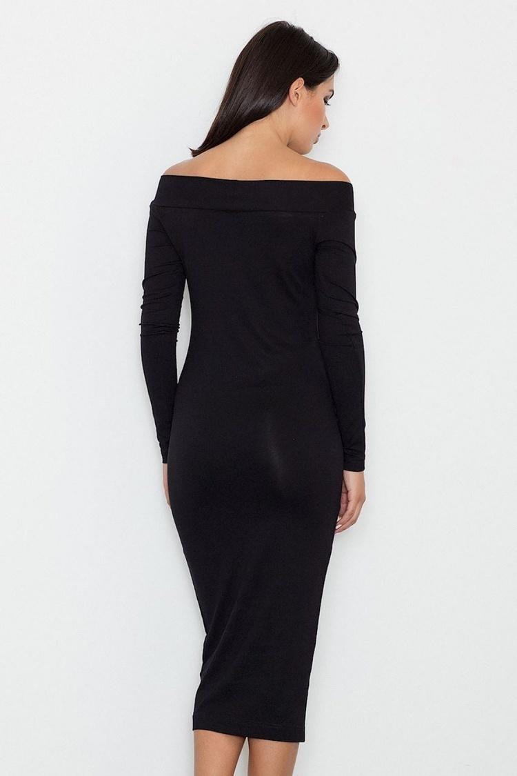 Sukienka Model M558 Black - Figl