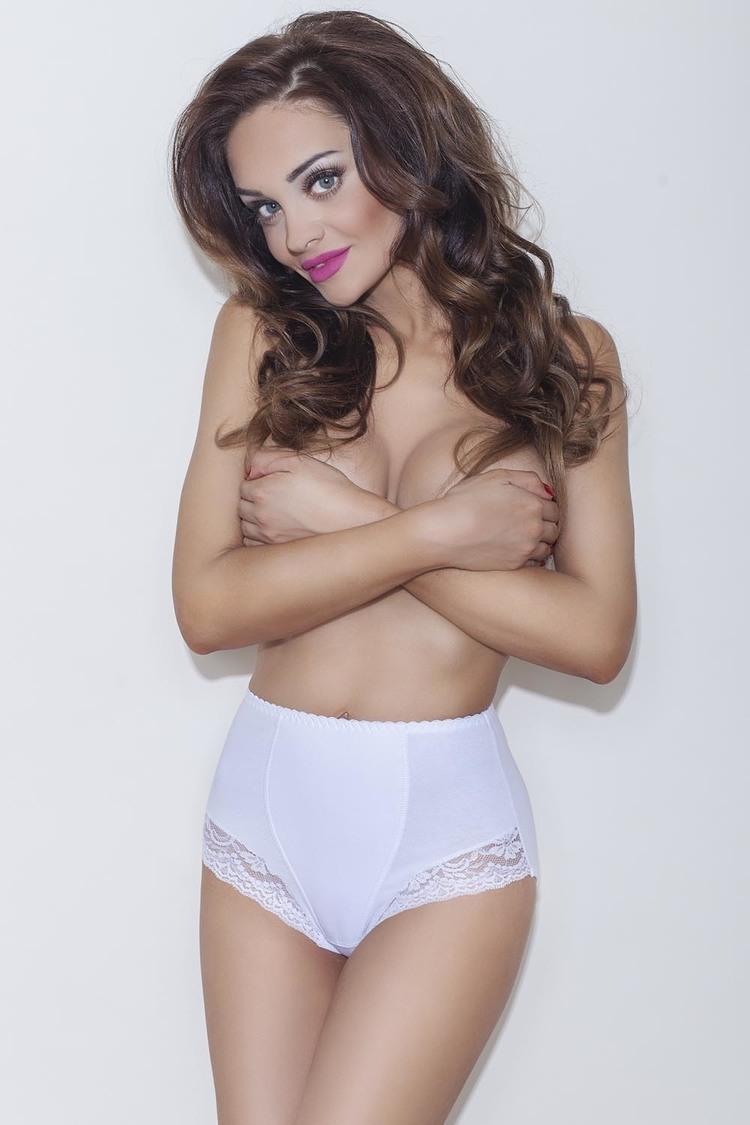 Figi Model Ela White - Mitex