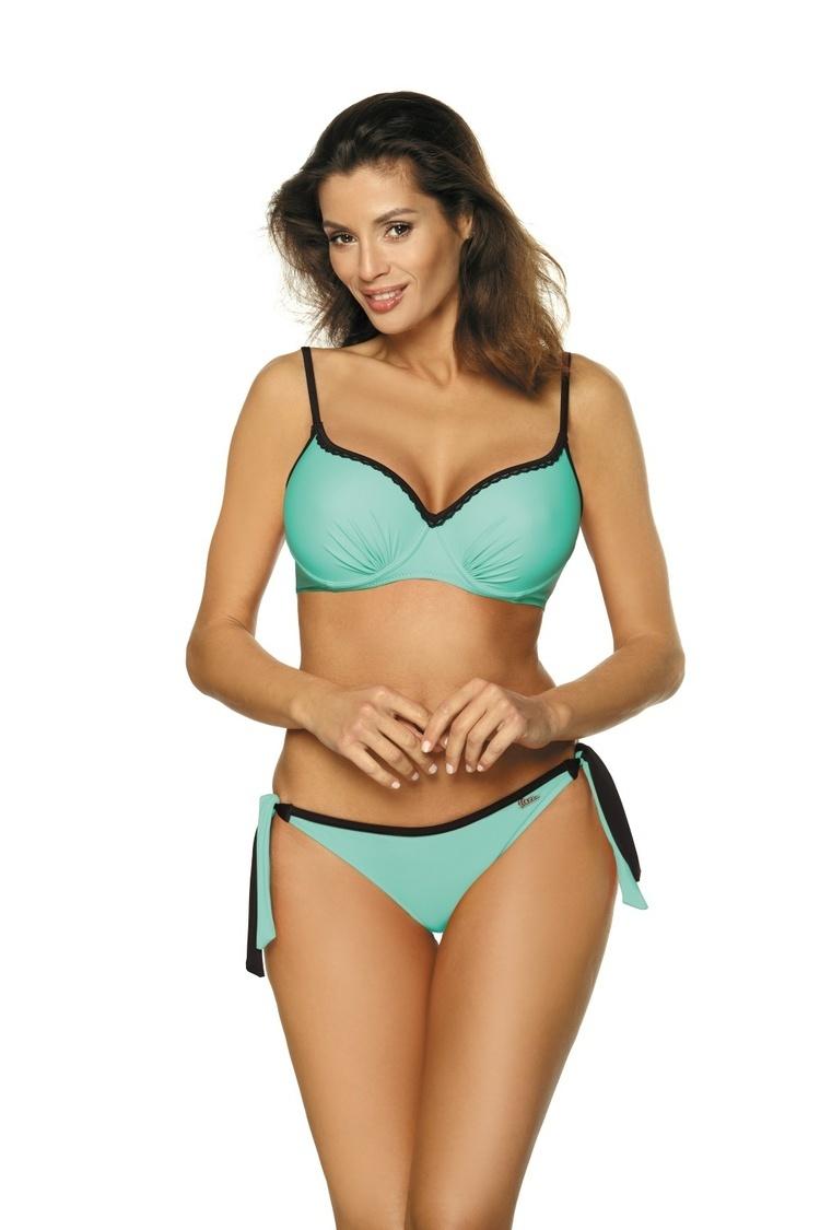 Kostium dwuczęściowy Kostium Kąpielowy Model Camilla Maladive M-489 Green - Marko