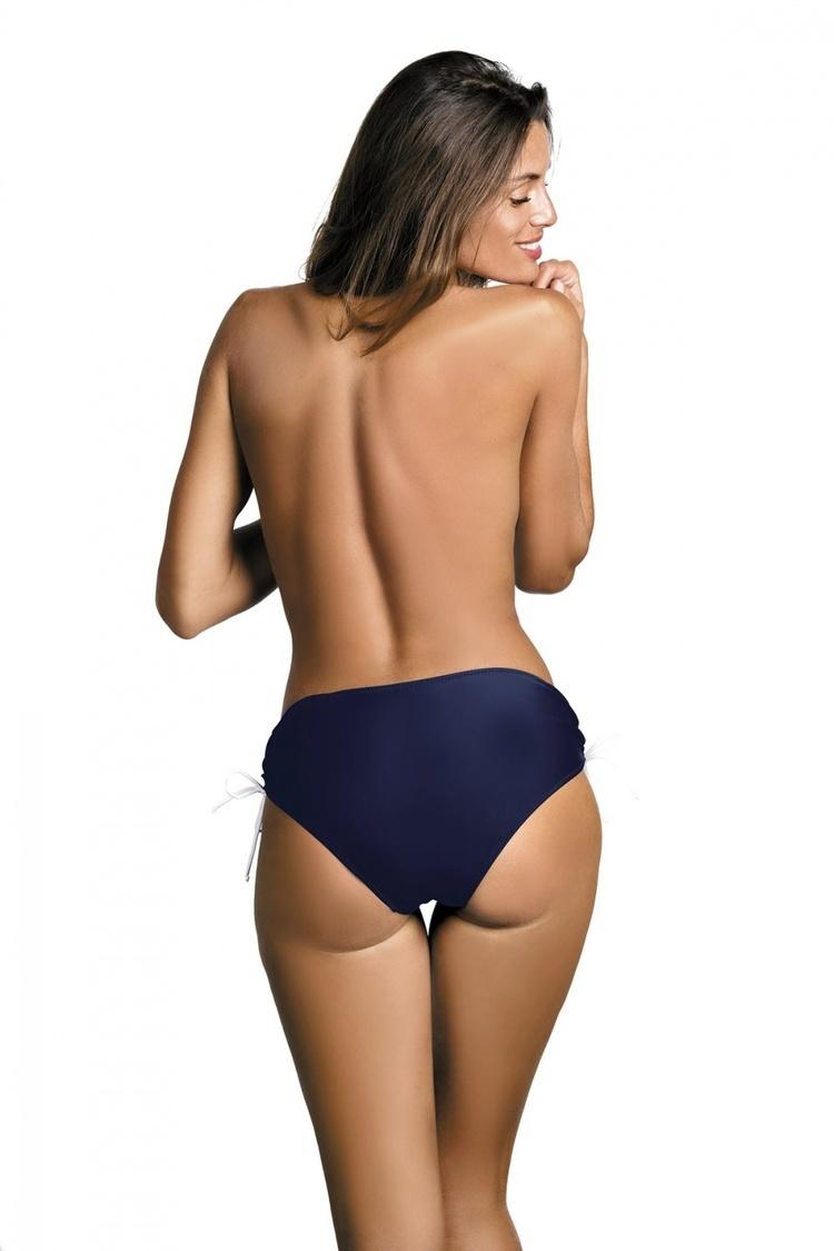 Kostium dwuczęściowy Figi Kąpielowe Model Cindy M-04 Mirtillo Blue - Marko
