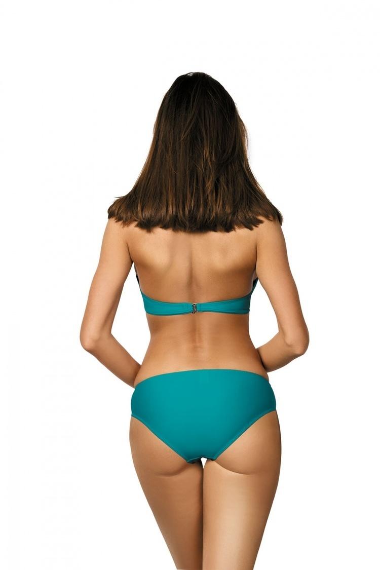 Kostium dwuczęściowy Kostium Kąpielowy Model Lauren Amalfi M-325 Szmaragd - Marko