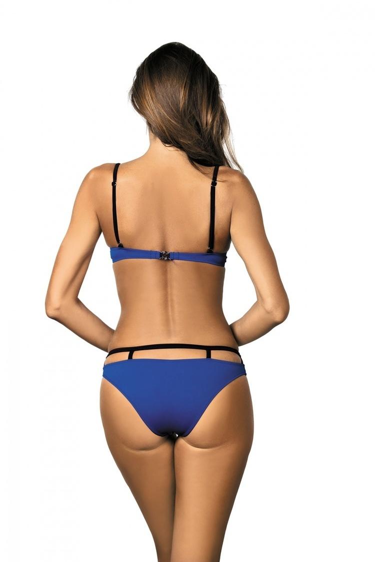 Kostium dwuczęściowy Kostium Kąpielowy Model Nathalie Poseidon M-391 Blue - Marko
