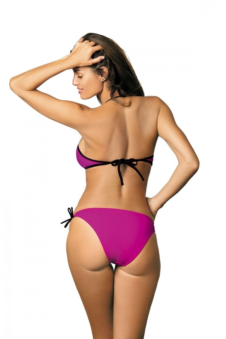 Kostium dwuczęściowy Kostium Kąpielowy Model Beth Razzbery M-390 Malina - Marko