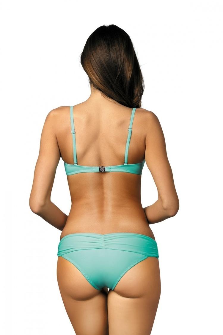 Kostium dwuczęściowy Kostium Kąpielowy Model Amanda Seafoam Glow M-386 Mint - Marko